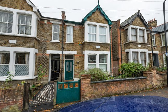 Thumbnail Terraced house for sale in Church Hill Road, London
