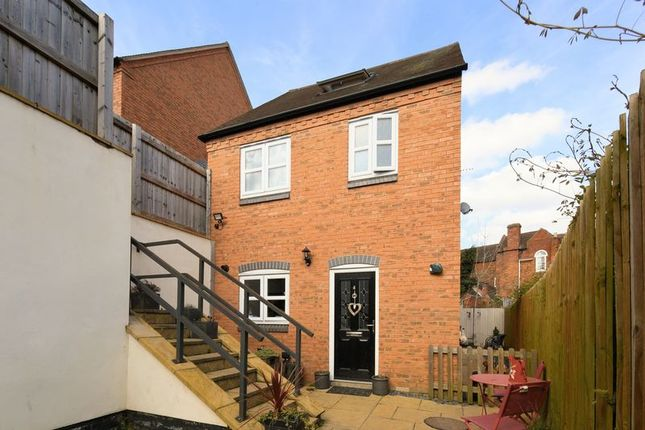 Thumbnail Detached house to rent in Swan Street, Broseley