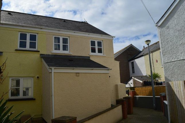 Thumbnail Semi-detached house for sale in The Keys, East Street, Llantwit Major