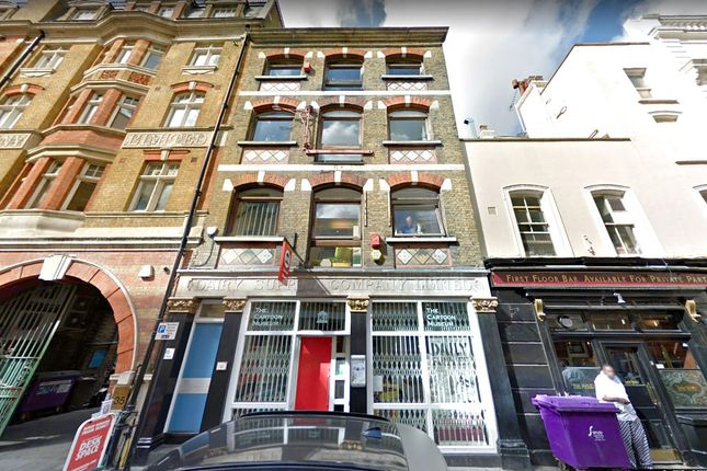 Thumbnail Commercial property to let in 35 Little Russell Street, Bloomsbury, London