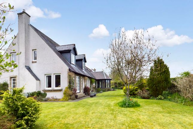 Thumbnail Detached house for sale in Hartry Brough, 6 Hartree Square, Biggar
