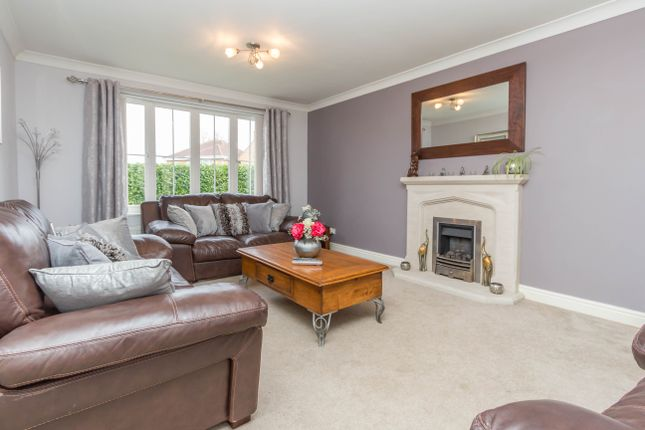 Lounge of Charlbury Close, Wellingborough NN8