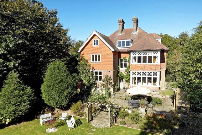 Thumbnail Detached house for sale in Southview Road, Crowborough, East Sussex