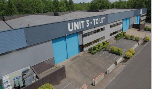Industrial to let in Unit 3 Heaton Court, Risley Road, Warrington