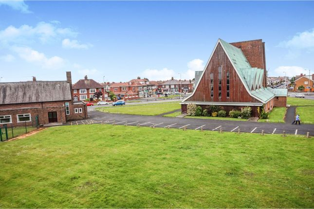 Outside of Wyre Court, Fleetwood FY7