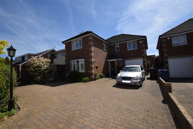 Thumbnail Detached house for sale in Leonard Mews, Stanford Le Hope, Essex
