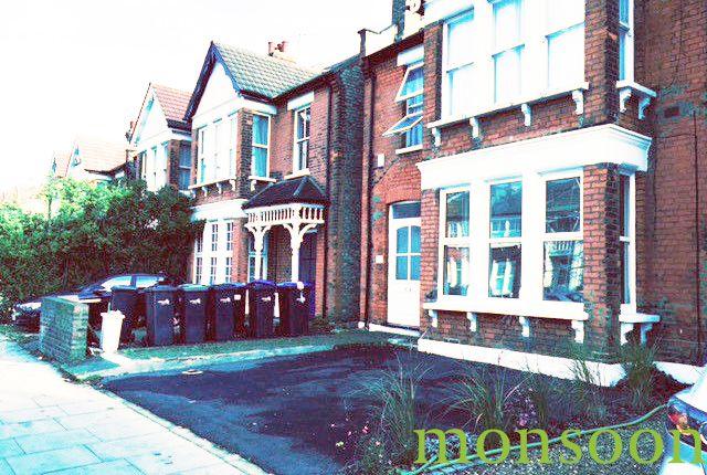 Thumbnail Flat to rent in Brownlow Road, London