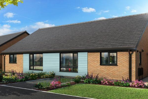 "Thumbnail Bungalow for sale in ""The Bibury At Yew Gardens, Edlington "" at Broomhouse Lane, Edlington, Doncaster"