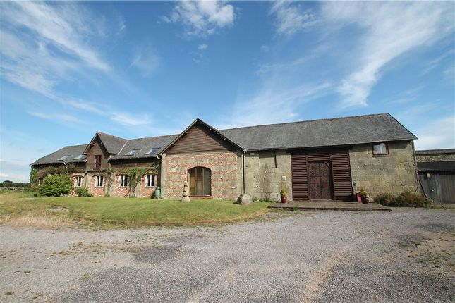 Thumbnail Detached house for sale in Swallowcliffe, Salisbury, Wiltshire