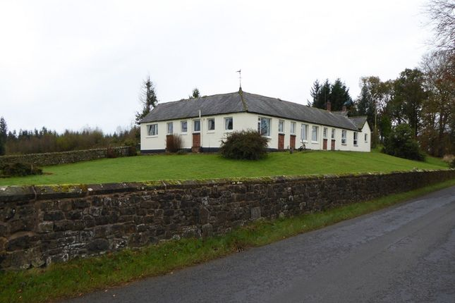 Thumbnail Detached house for sale in Penton - Carlisle, Cumbria