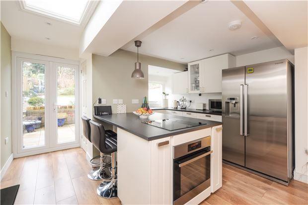 Thumbnail Semi-detached house for sale in Little Roke Avenue, Kenley, Surrey