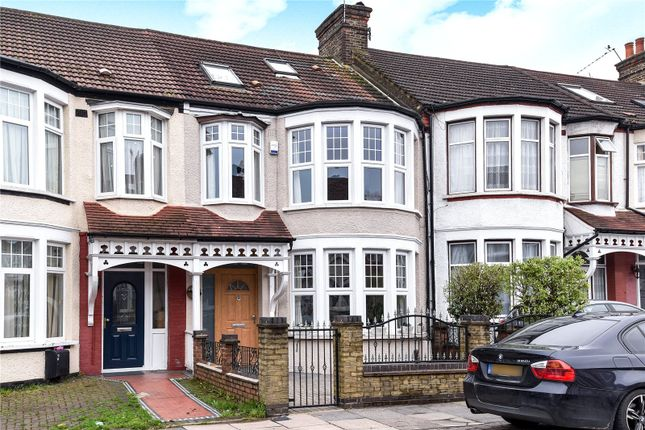 Thumbnail Terraced house for sale in Hazelwood Lane, Palmers Green, London