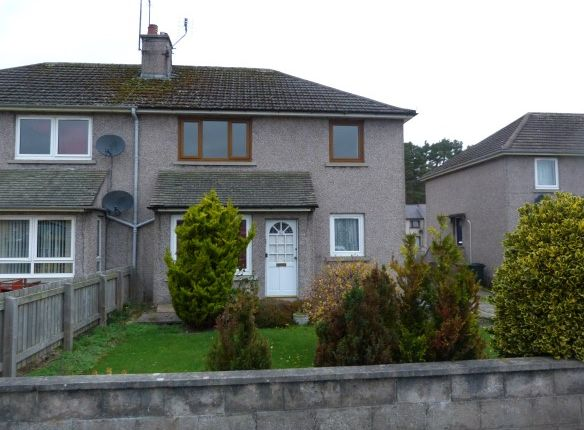 Thumbnail Flat to rent in 93 Morriston Road, Elgin