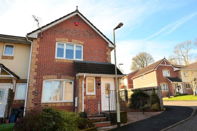 Thumbnail Semi-detached house to rent in Spencer Drive, Tiverton