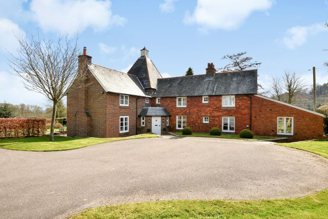 Thumbnail Detached house for sale in Wheatham Lane, Wheatham, Liss