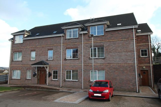 Thumbnail Flat for sale in Ballycullen Halt, Newtownards