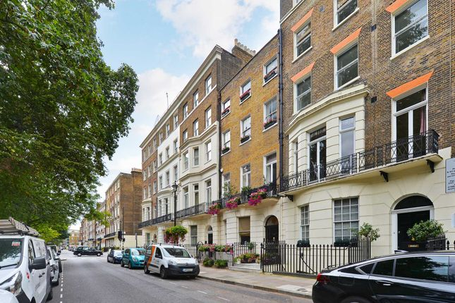 Thumbnail Town house for sale in Montagu Square, Marylebone, London