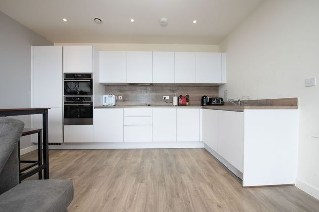 Kitchen of 1 Moorhen Drive, London NW9