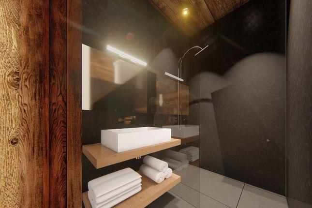 Bathroom of Megeve, Rhones Alps, France