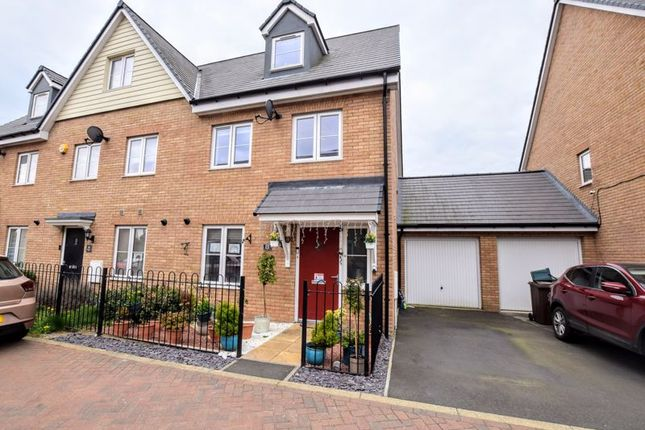 3 bed semi-detached house for sale in Conference Road, Aylesbury HP18