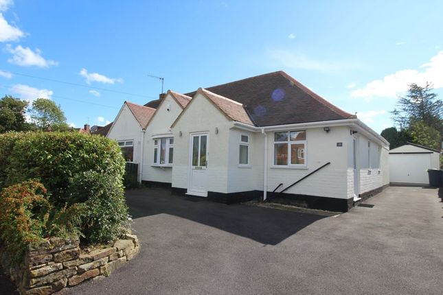 Thumbnail Bungalow to rent in Miriam Avenue, Walton, Chesterfield