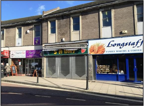 Retail premises to let in Newgate Street, Bishop Auckland