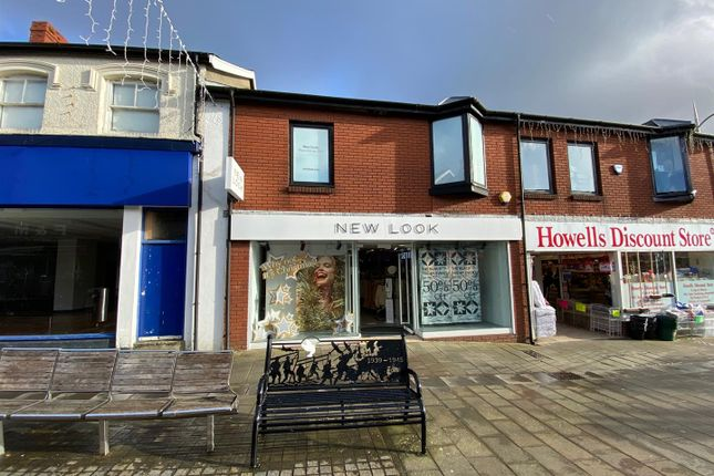 Thumbnail Retail premises for sale in Quay Street, Ammanford
