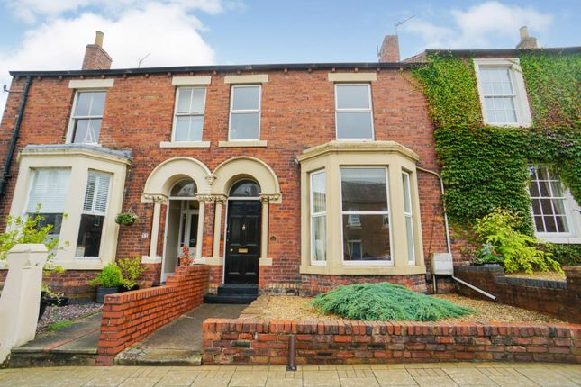 Thumbnail Terraced house for sale in Scotland Road, Carlisle