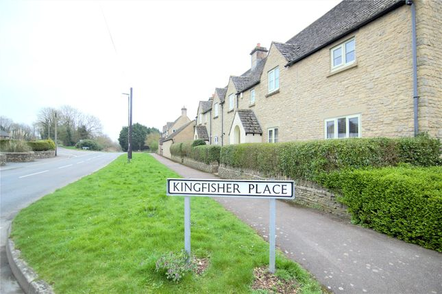 Thumbnail Semi-detached house to rent in Kingfisher Place, South Cerney, Cirencester