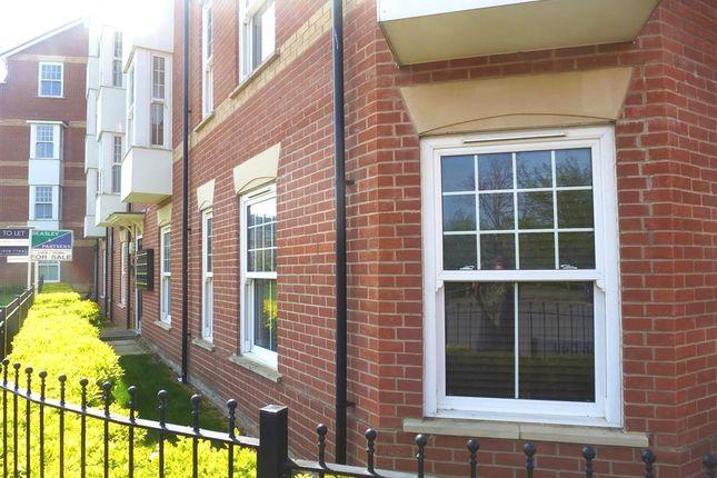 2 bed flat to rent in Fletton Dell, Woburn Sands, Milton Keynes MK17