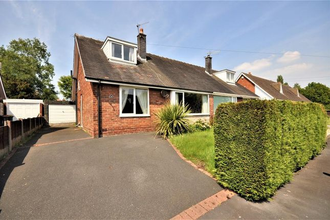 Thumbnail Semi-detached bungalow to rent in Hawthorn Crescent, Lea, Preston, Lancashire