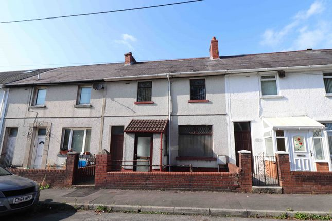 Thumbnail Terraced house for sale in South View, Gorseinon, Swansea