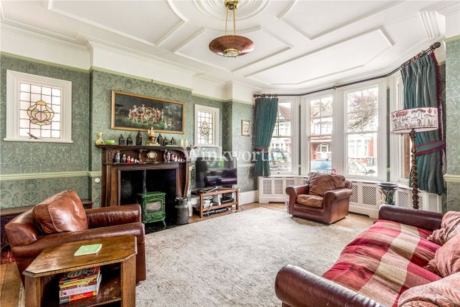Thumbnail Semi-detached house for sale in The Mall, London