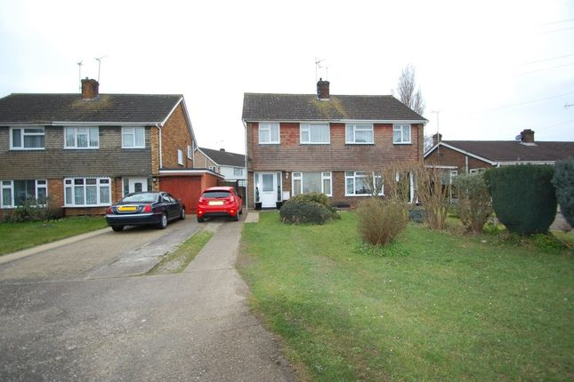 3 bed semi-detached house to rent in Anchor Road, Tiptree, Colchester