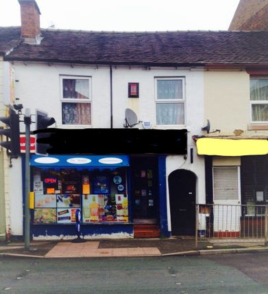 Retail premises for sale in High Street, Wolstanton