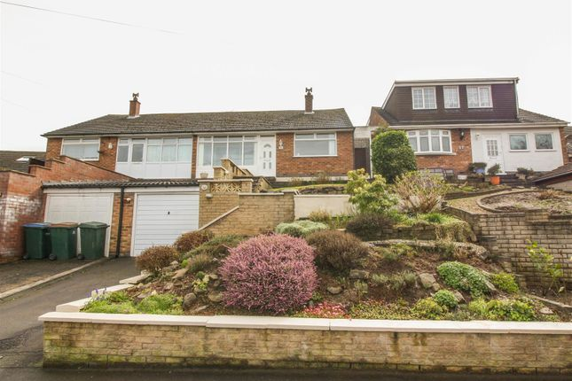 2 bed semi-detached bungalow for sale in Mount Nod Way, Mount Nod, Coventry