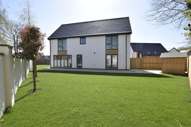 Thumbnail Detached house for sale in Sheep Field Gardens, Portishead, Bristol