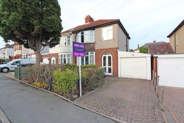 Semi-detached house in  Burland Avenue  Wolverhampton  Birmingham