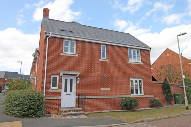 Thumbnail Semi-detached house to rent in Edwards Court, Kings Heath, Exeter