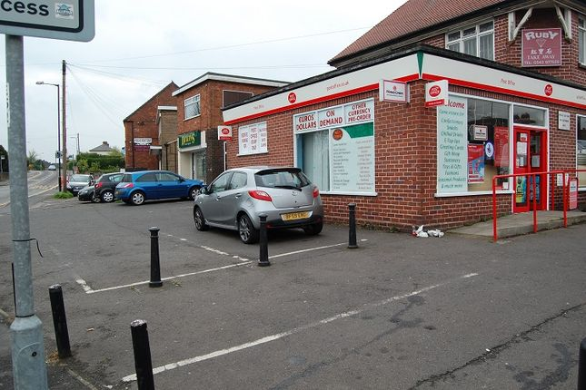Thumbnail Retail premises for sale in 1 Cannock Road, Staffordshire