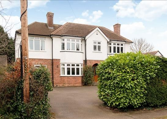 Thumbnail Detached house for sale in Painswick Road, Cheltenham, Gloucestershire
