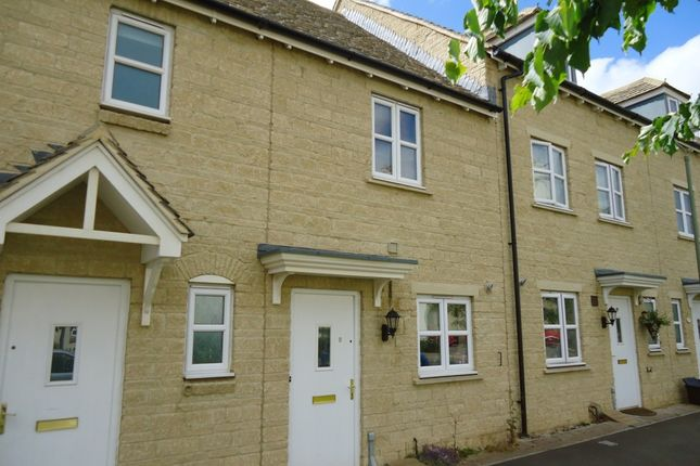 Thumbnail Terraced house to rent in Elmhurst Way, Carterton