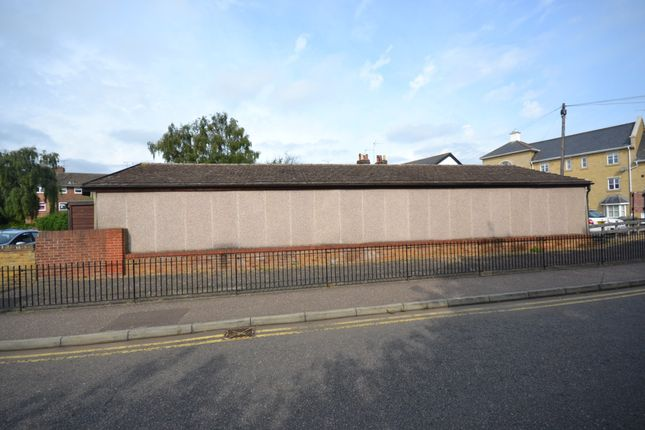 Land for sale in New Writtle Street, Chelmsford