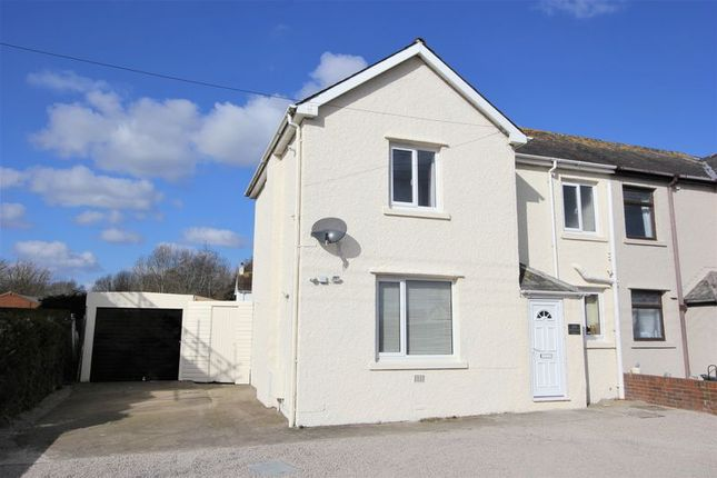 Thumbnail Semi-detached house for sale in Glebeland Place, St. Athan, Barry