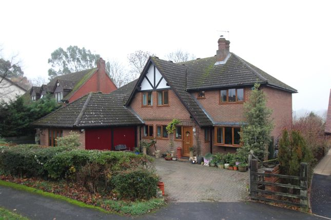 Thumbnail Detached house for sale in Tudor Gardens, Stony Stratford, Milton Keynes