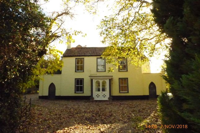 Thumbnail Detached house to rent in Yarmouth Road, Ellingham, Bungay