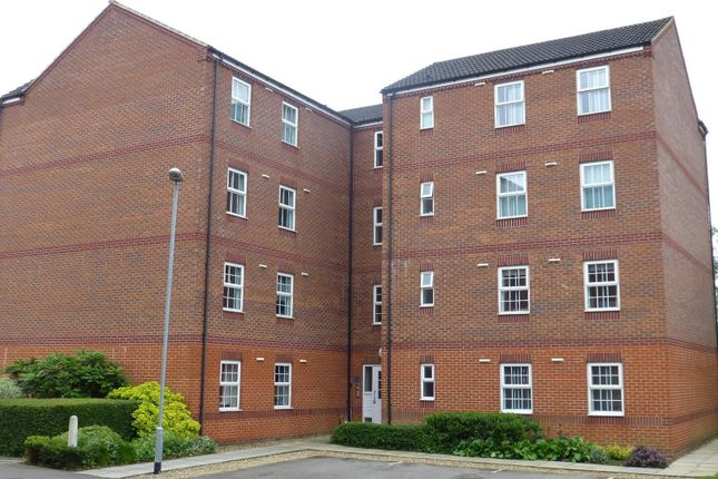 Thumbnail Flat for sale in The Sidings, Oakham