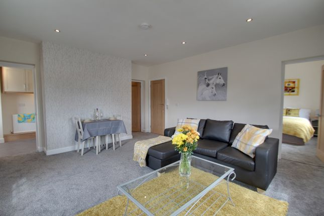 Thumbnail Flat for sale in Main Street, Markfield