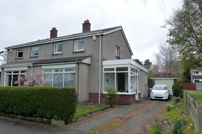 3 bed semi-detached house for sale in Clamps Grove, St. Leonards, East Kilbride