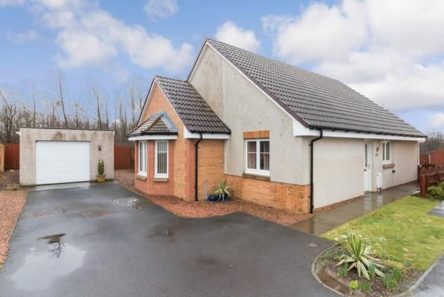 Thumbnail Bungalow for sale in Bowhill View, Cardenden, Lochgelly, Fife